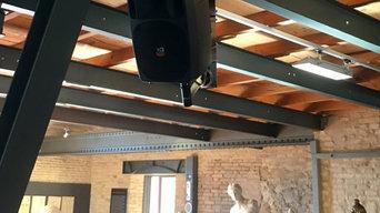 MUSEO - Sonorizzazione area conferenze