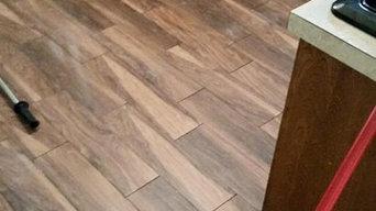 Hardwood Flooring/ Ceramic Hardwood