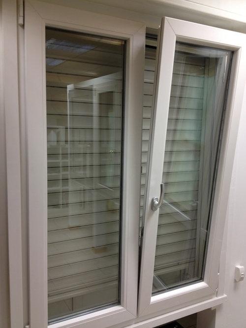 Abbinamento porte finestre e pavimento - Finestre in frassino ...