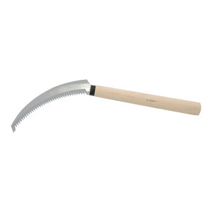 Asparagus Knife With Wood Handle Contemporary Pruning