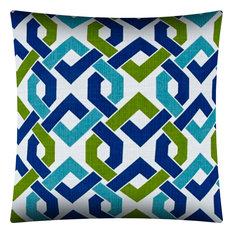 Thilio Indoor/Outdoor Pillow, Sewn Closure
