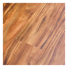 Vinyl Planks WPC Original Collection 5.5mm underpad attached- Golden Acacia