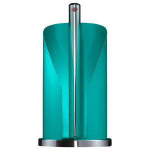 Wesco Kitchen Roll Holder, Turquoise