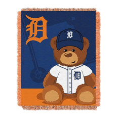 Tigers Field Bear Baby Woven Jacquard