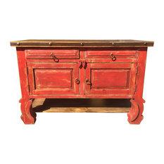 Red Bathroom Vanities Houzz