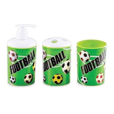 Ramson 3D Football Print Bathroom Set 3 Pieces Online In India, Buy At Best
