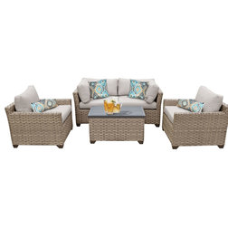 Superb Contemporary Outdoor Lounge Sets by Design Furnishings