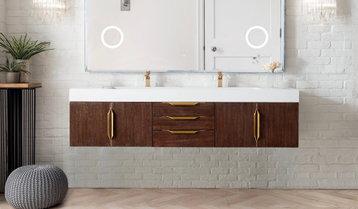 Shop the Look: Midcentury Modern Bathroom