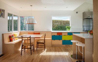 Stickybeak of the Week: Mid-Century Kitchen Seen in a New Light