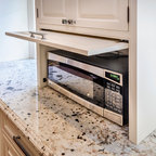 Cabinet details & specialty cabinets - Traditional - Kitchen - Detroit - by Woodmaster Kitchens