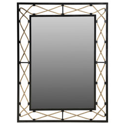 Beach Style Wall Mirrors by HedgeApple