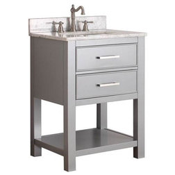Transitional Bathroom Vanities And Sink Consoles by ShopLadder