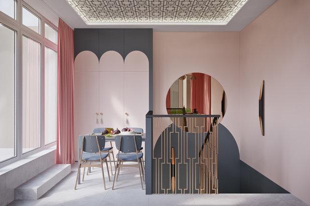 Contemporáneo  by Make Interiors