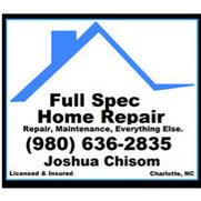 Full Spec Home Repair's photo