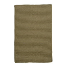 Colonial Mills, Inc - Simply Home Solid Rug, Sherwood, 10'x13' - Outdoor Rugs