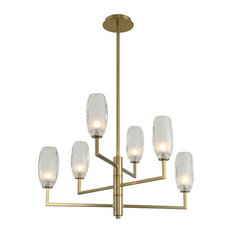 Kalco 511570WB June 6 Light Chandelier