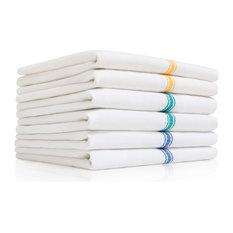 Premia Striped Dish Towels, Set of 6, Multicolor