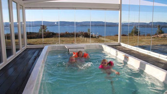 Spa & swimming pool cover in Norway