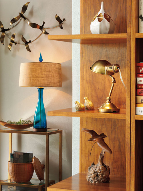 Blenko Glass: Iconic Mid-Century Modern Table Lamps