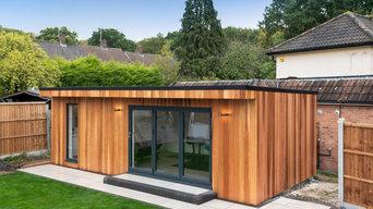 Saxon Close - Multi-Functional Garden Room