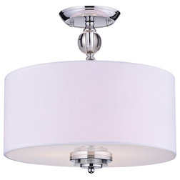 Transitional Flush-mount Ceiling Lighting by Edvivi