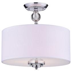 Transitional Flush-mount Ceiling Lighting by Edvivi LLC