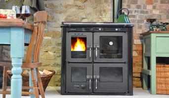 Wood Burning Range Cooker Boiler, Lincar Ilaria