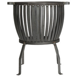 Contemporary Fire Pits by Garden Trading