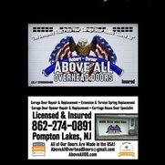 Above All Overhead Doors LLC's photo