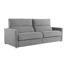 Boston Large Sofa Bed, Ash Grey