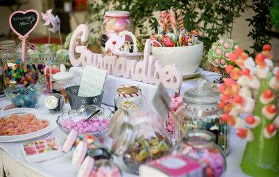 13 idées déco à piquer aux mariages pour des buffets d'exception