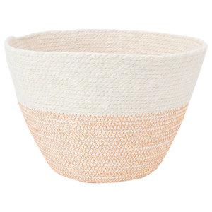 British Orange Decorative Bowl, Small