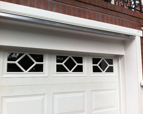 Delicieux Save. PVC Garage Door Trim