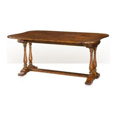 THEODORE ALEXANDER CASTLE BROMWICH Dining Table Stuart Refectory Twin