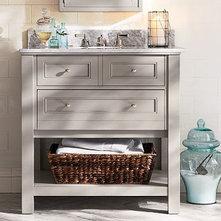 Bathroom Vanities Pottery Barn bathroom vanities - an ideabooknjb0523