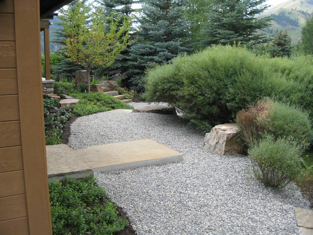 Transitional By Ben Young Landscape Design