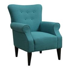Lydia Accent Chair, Sensu Mallard