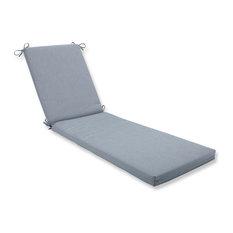 Canvas Granite Oversized Chaise Cushion