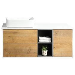 Modern Bathroom Vanities And Sink Consoles by Houzz