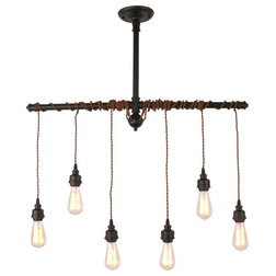 Industrial Pendant Lighting by unitary