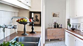 Homestyling inför lägenhetsvisning