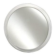 "Afina 5X Magnifying 8"" Round Mirror"