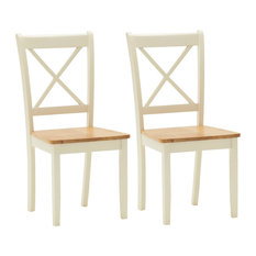 Quinton & Vale - Wilkinson Furniture Calais Dining Chair, Set of 2 - Dining Chairs