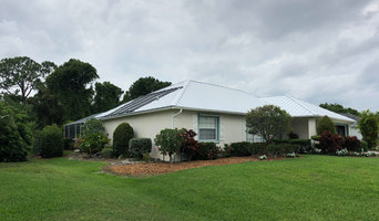 Metal Roofing - White