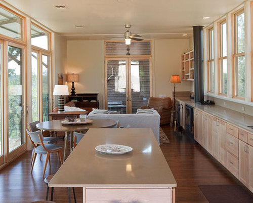 saveemail - Kitchen Dining And Living Room Design