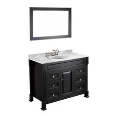 43'' Bosconi SB-278 Contemporary Single Vanity