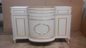 gilding bathroom furniture