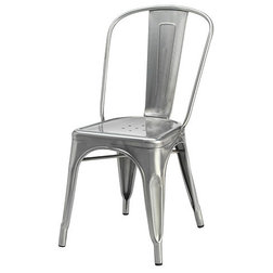 Industrial Dining Chairs by Vandue Corporation