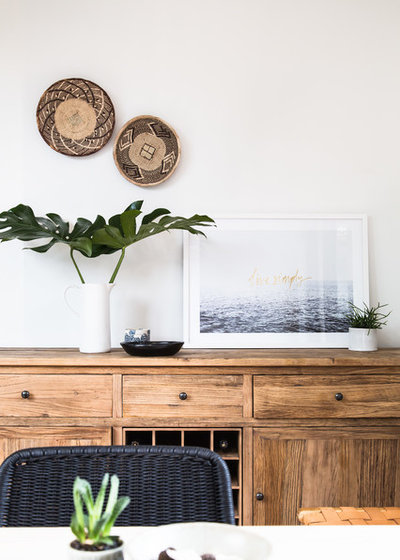 Beach Style  by The Den Interiors