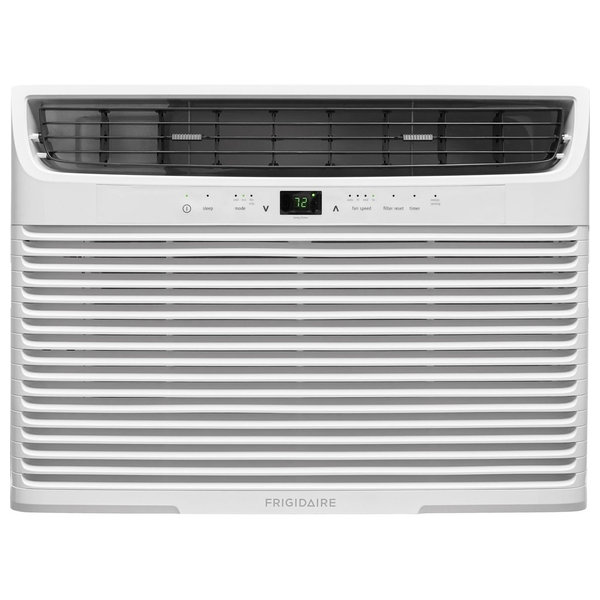 28000 BTU Window Air Conditioner, Electronic Controls, 230V